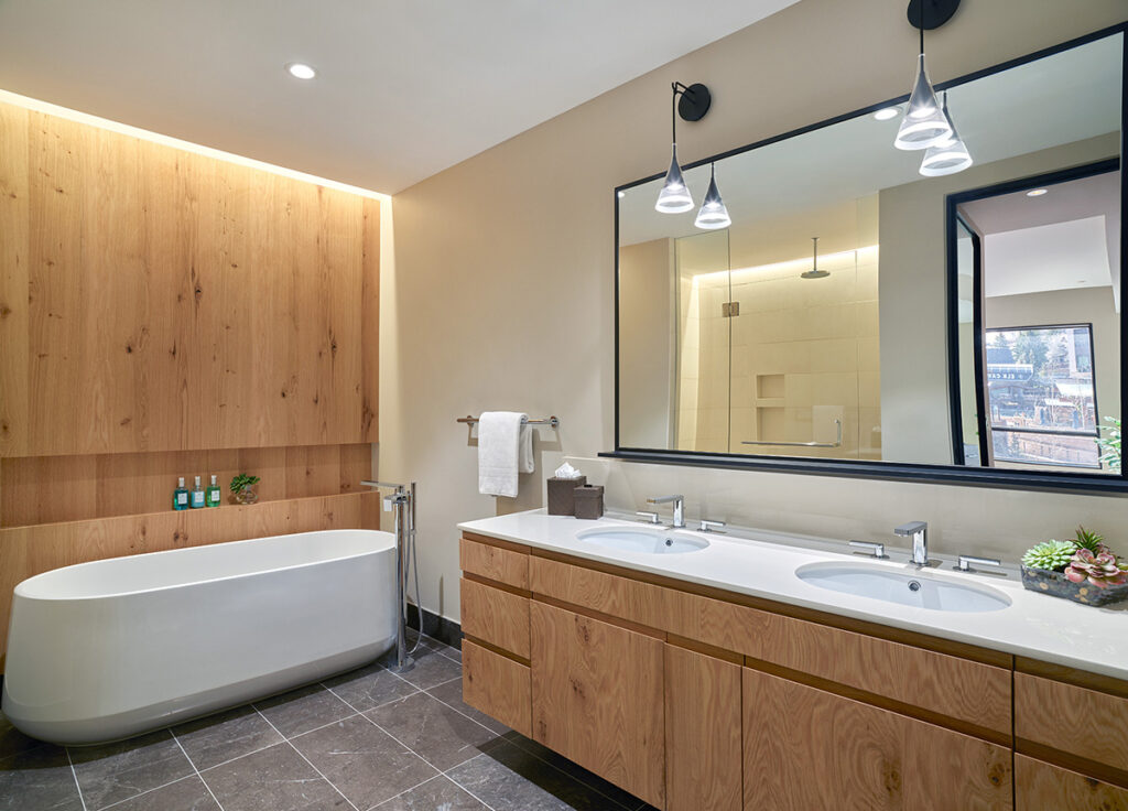 Typical 4 Bedroom - Primary Bathroom