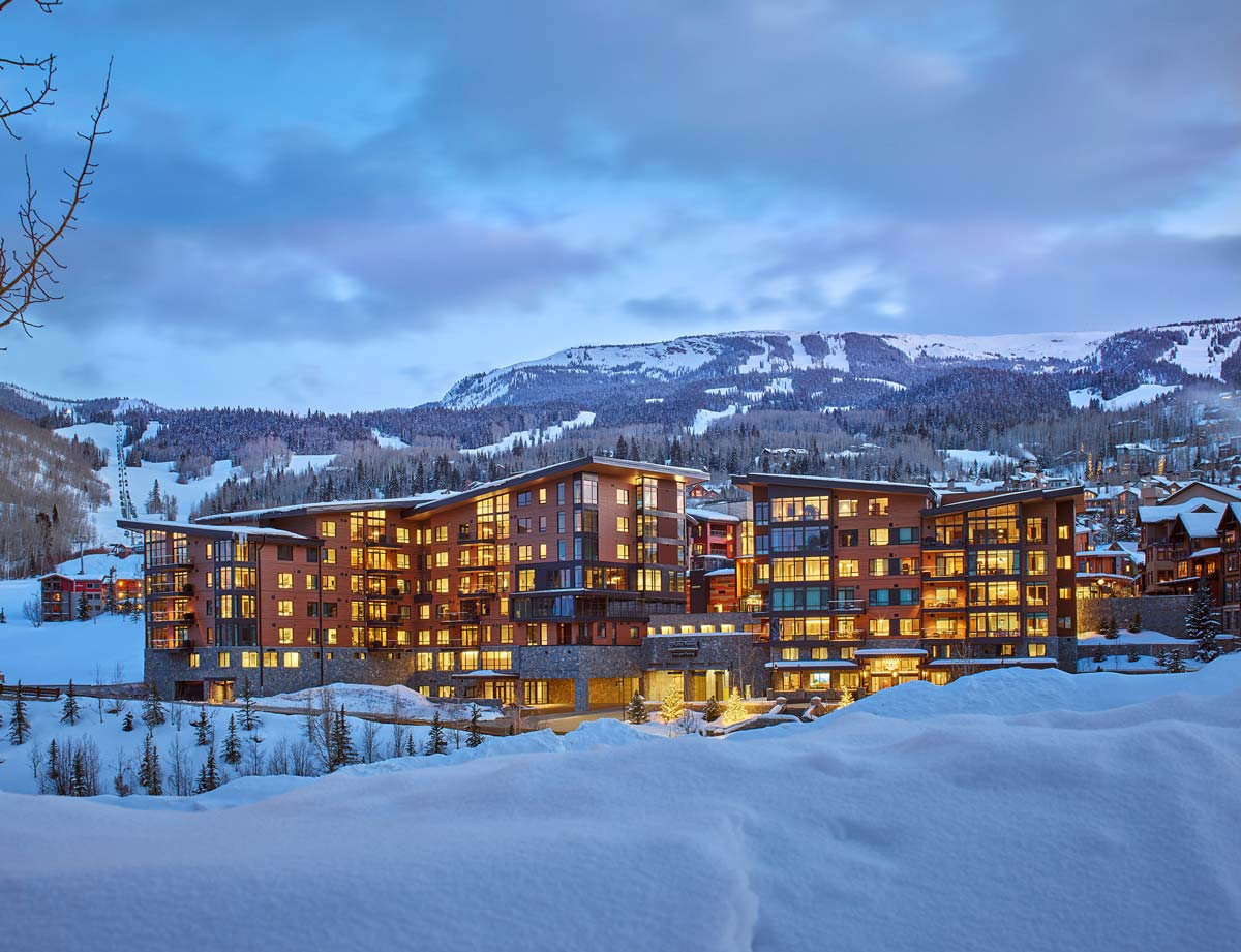 One Snowmass Whole Ownership residences