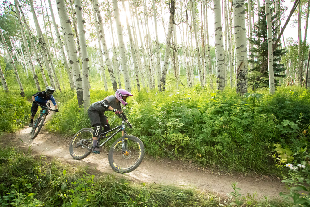 Colorado's most celebrated mountain biking trail systems, named the first IMBA Gold-Level Ride Center™ in Colorado